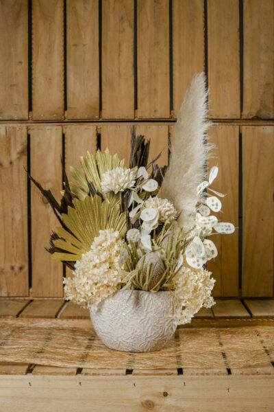 Redlands Flowers-Elegant Dried Arrangment